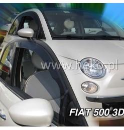 Heko FIAT 500 3D 2007> - ΖΕΥΓΑΡΙ ΑΝΕΜΟΘΡΑΥΣΤΕΣ HEKO (2 ΤΕΜ.)