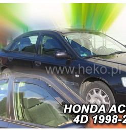Heko HONDA ACCORD VI 4D 10/1998>2003 / ACURA TL II 1999>2003 - ΖΕΥΓΑΡΙ ΑΝΕΜΟΘΡΑΥΣΤΕΣ HEKO (2 ΤΕΜ.)