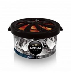 Amio ΑΡΩΜΑΤΙΚΟ (ΒΑΖΑΚΙ) AROMA ORGANIC - BLACK (60gr)