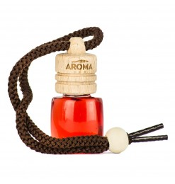 Amio ΑΡΩΜΑΤΙΚΟ (ΚΡΕΜΑΣΤΟ) ΥΓΡΟ AROMA WOOD - ANTITOBACCO (6 ml)