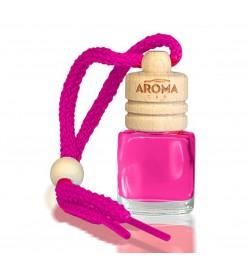 Amio ΑΡΩΜΑΤΙΚΟ (ΚΡΕΜΑΣΤΟ) ΥΓΡΟ AROMA WOOD - BUBBLE GUM (6 ml)