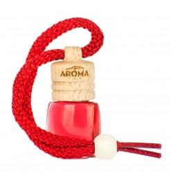 Amio ΑΡΩΜΑΤΙΚΟ (ΚΡΕΜΑΣΤΟ) ΥΓΡΟ AROMA WOOD - STRAWBERRY (6 ml)