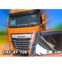 DAF XF 106 2013+ ΖΕΥΓΑΡΙ ΑΝΕΜΟΘΡΑΥΣΤΕΣ ΦΟΡΤΗΓΟΥ ΑΠΟ ΕΥΚΑΜΠΤΟ ΦΙΜΕ ΠΛΑΣΤΙΚΟ HEKO - 2 ΤΕΜ.