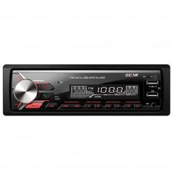 RADIO USB/MP3/BLUETOOTH/WMA/AUX IN/ ΜΕ ΚΟΚΚΙΝΟ ΦΩΤΙΣΜΟ 4x45w
