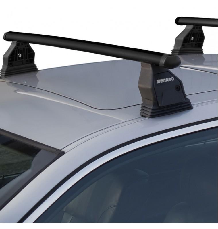 MENABO VW AMAROK 4D 10> KIT ΜΕ ΜΠΑΡΕΣ ΟΡΟΦΗΣ MENABO (FE2-3360-FIX501FP)