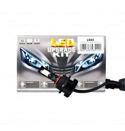 HB3/HB4/H10 12/24V 16W 5.700K LED KIT BASIC EPISTAR 2ΤΕΜ. (ΜΕ ΑΝΕΜΙΣΤΗΡΑΚΙ ή ΨΥΚΤΡΑ) M-TECH