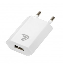 ΠΡΙΖΑ 100/230V 1000 mA ΜΕ 1 USB ESSENTIALS LAMPA - 1 ΤΕΜ.