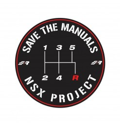 ΑΥΤΟΚΟΛΛΗΤΟ SAVE THE MANUALS 60mm SIMONI RACING - 1 ΤΕΜ.