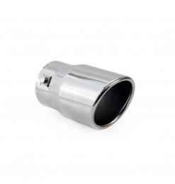 ΑΚΡΟ ΕΞΑΤΜΙΣΗΣ MT-007 48-65mm - ΣΤΡΟΓΓΥΛΟ AMIO – 1 ΤΕΜ.