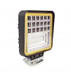 ΠΡΟΒΟΛΕΑΣ ΕΡΓΑΣΙΑΣ WORKING LAMP 42LED 3030 9-36V 3360lm 6000K 110x110mm AWL12 AMIO – 1 ΤΕΜ.