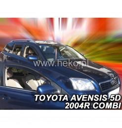 Heko TOYOTA AVENSIS (T25) 4D SEDAN 2003>2009 - ΖΕΥΓΑΡΙ ΑΝΕΜΟΘΡΑΥΣΤΕΣ HEKO (2 ΤΕΜ.)