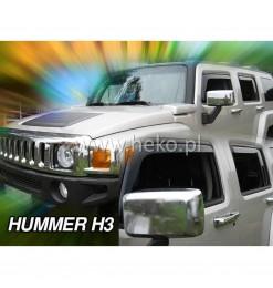 Heko HUMMER H3 5D - ΣΕΤ ΑΝΕΜΟΘΡΑΥΣΤΕΣ HEKO (4 ΤΕΜ.)
