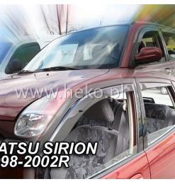 Heko DAIHATSU SIRION 5D 1998>2005 - ΖΕΥΓΑΡΙ ΑΝΕΜΟΘΡΑΥΣΤΕΣ HEKO (2 ΤΕΜ.)