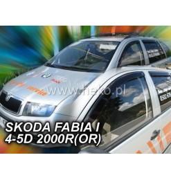 Heko SKODA FABIA 4/5D 2000> - ΖΕΥΓΑΡΙ ΑΝΕΜΟΘΡΑΥΣΤΕΣ HEKO (2 ΤΕΜ.)