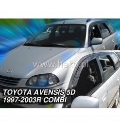 Heko TOYOTA AVENSIS 5D COMBI 1997>2003 - ΣΕΤ ΑΝΕΜΟΘΡΑΥΣΤΕΣ HEKO (4 ΤΕΜ.)