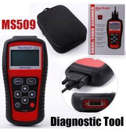 obd2/eobd scanner maxiscan ms509